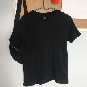 Simple Black T-Shirt